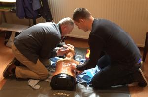 Reaninatie en AED