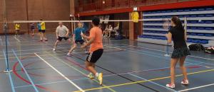 Badminton, een laagdrempelige sport