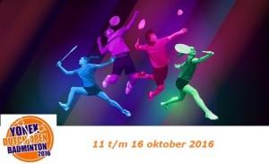 Dutch Open 2016