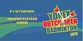 DutchOpen 2015